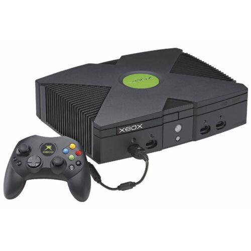 xbox 2001