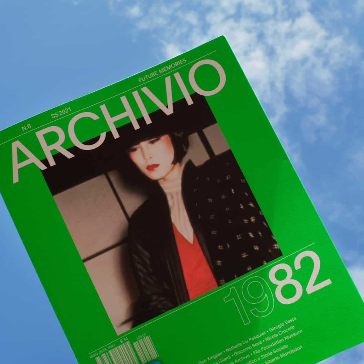 archivio magazine