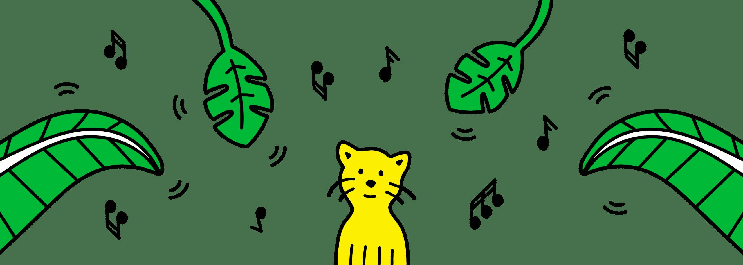 cat_plants_illustration