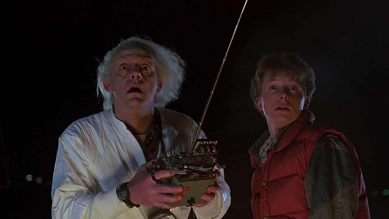 migliori film di fantascienza, ritorno al futuro