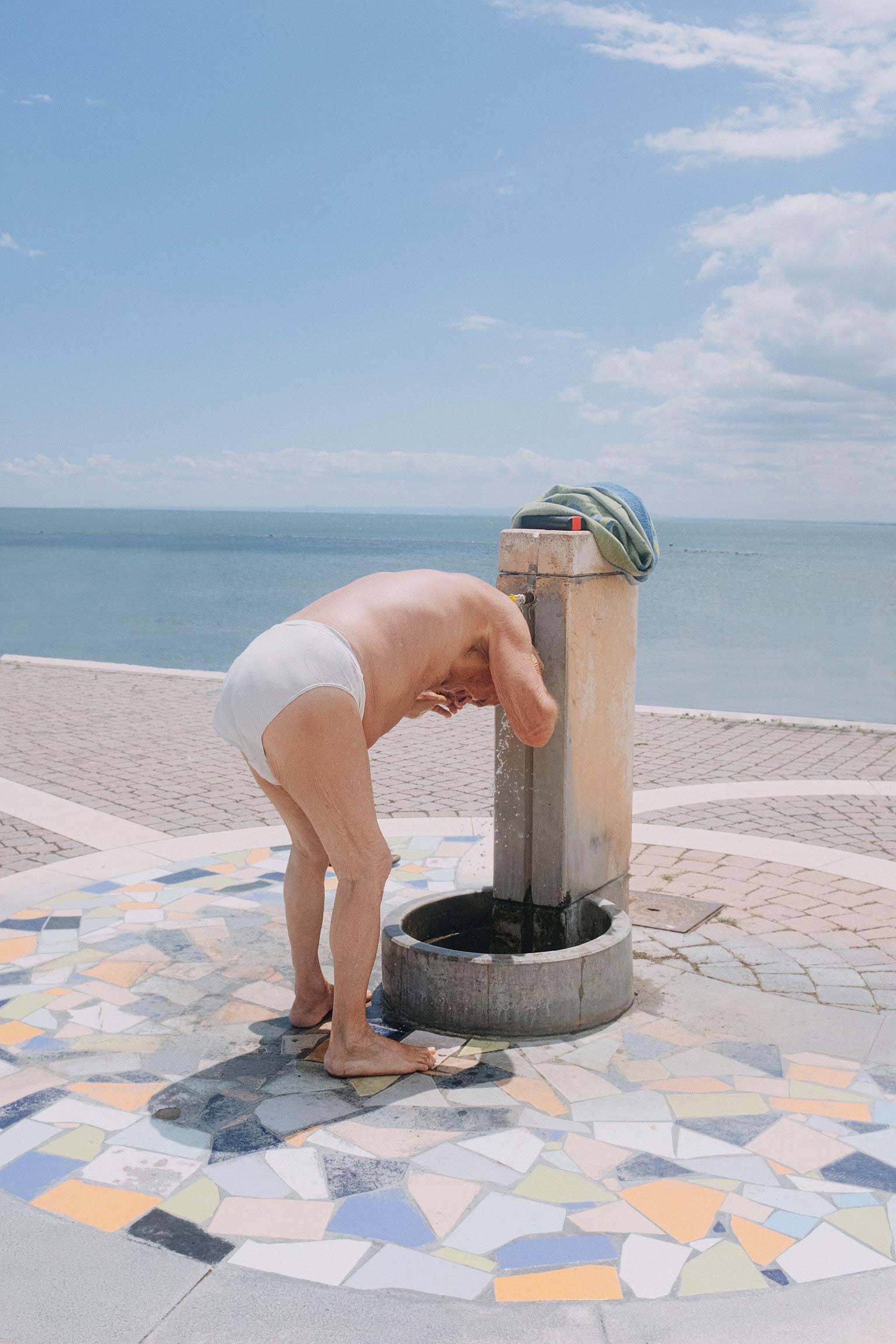 michele battilomo, fotografare l'estate