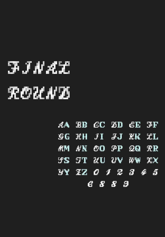 font videogiochi anni 80